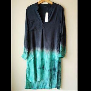 NWT Soft Surroundings Phoebe Tie Dye Dress
